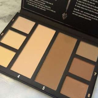 Chi Chi Contour & Highlighting Palette
