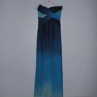 BCBG Maxazria Maxi Dress