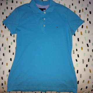 Tommy Hilfiger Polo Top with tags