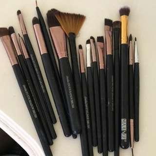 Mixed Brushes