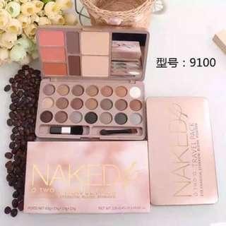 Naked Survival Make Up Kit