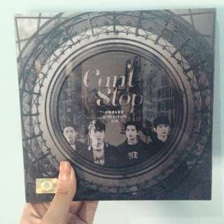 CNBlue 5th Mini Album 'Can't Stop' Version 2