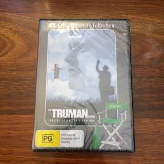 Truman Show DVD special Collectors Edition