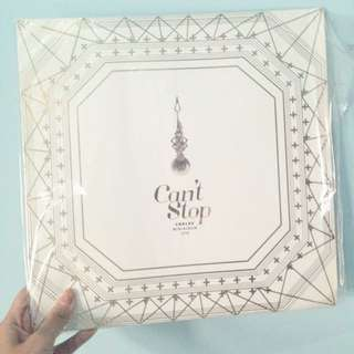 CNBlue 5th Mini Album 'Can't Stop' Special Version
