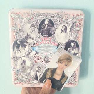 SNSD / Girls Generation 3rd Album 'The Boys' (Korean)