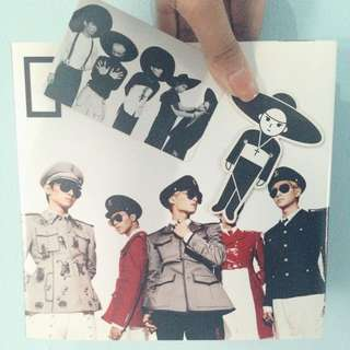 SHINee 5th Mini Album 'Everybody'