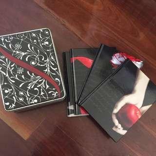 Twilight Writing Journals