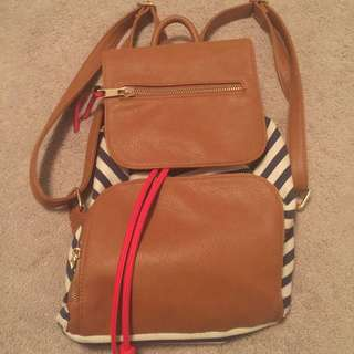 Cute Aldo Backpack