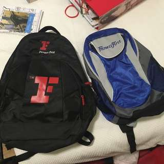 BN Fitness First Bags