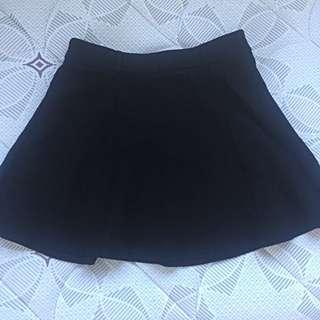Black Sportsgirl skirt