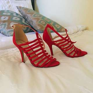 Court couture👠 Size 7 Nd Half 👣