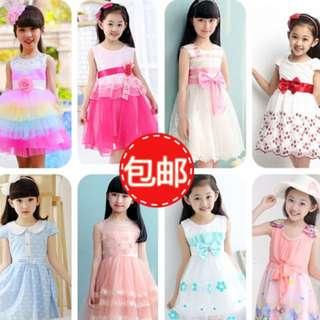 Kid Dress Wholesale