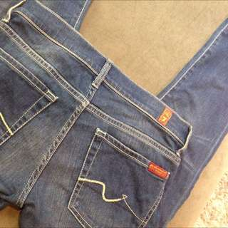 Designer 7 For All Mankind Jeans 8