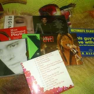 Various Original CDs