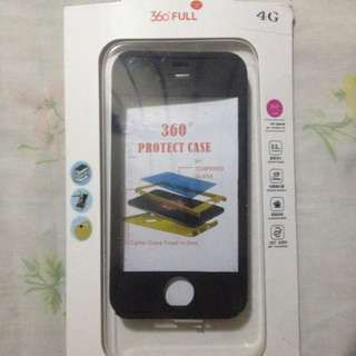 360 Case for Iphone 4/4s