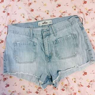 hollister短褲