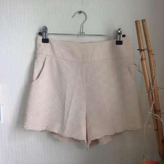 Apartment 8 Scalloped Shorts