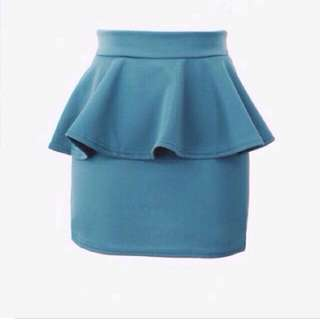 NafNaf Peplum Skirt
