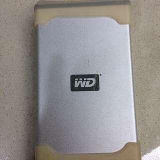 WD 3.5 Inch External Hdd 750gb