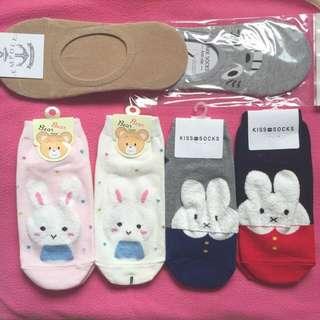 Cute Korean Socks