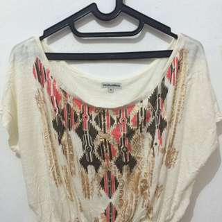 Colorbox Printed Blouse