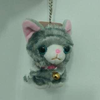 小貓咪娃娃吊飾