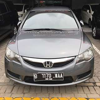 Honda Civic 1.8 A/T 2010