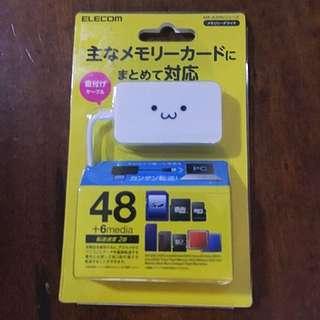 High Quality ELECOM Card Reader