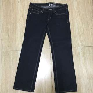Mango Denim Pants