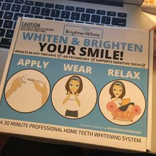teeth brighter