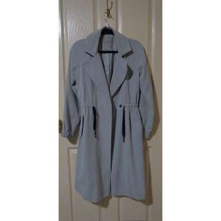 FORCAST Drawstring Parker Coat 8