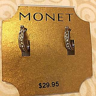 Monet Gold Plated.