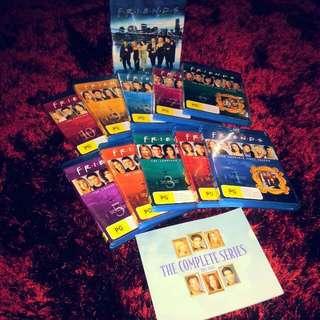 PENDING Friends Blu-ray Boxset