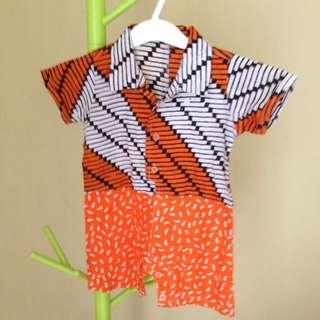 Batik For Baby Boy