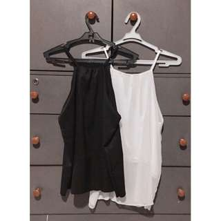 SALE!! 2 Halter tops For P180