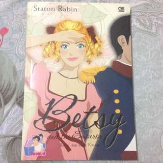 Betsy And The Emperor - STATON ROBIN