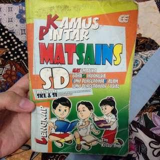 Kamus Pintar Matematika dan Sains