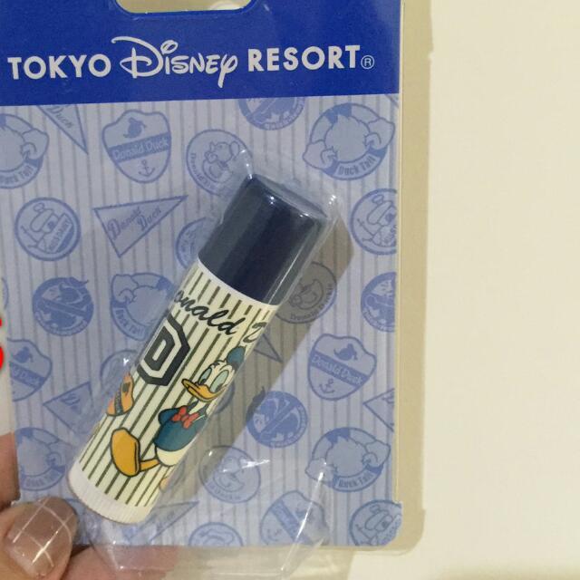 日本迪士尼限定   唐老鴨護唇膏
