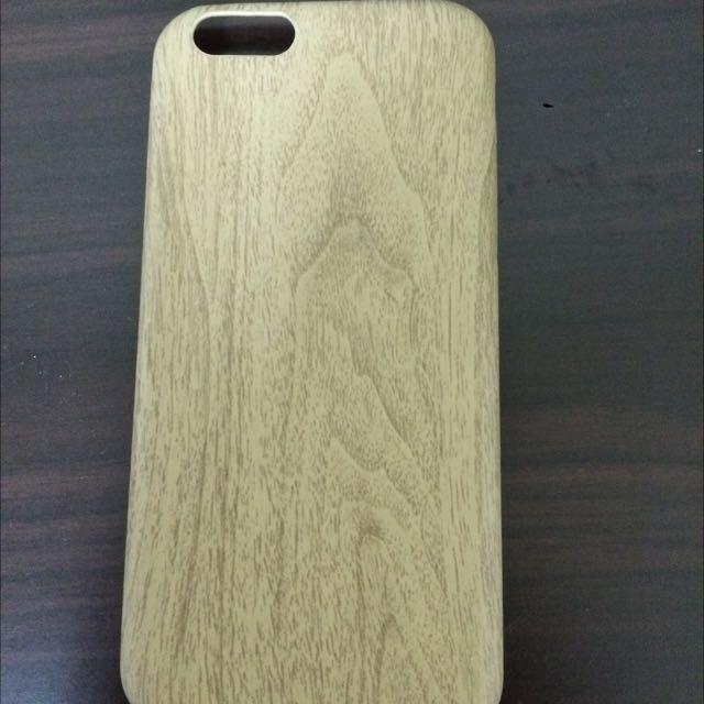 木質 軟殼 iPhone 6/6s