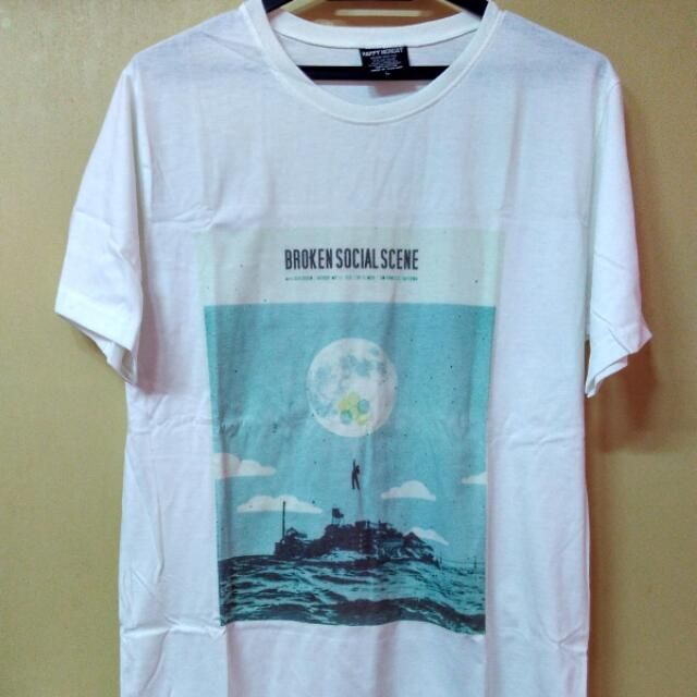 Broken Social Scene L Size Men S Fashion Clothes On Carousell