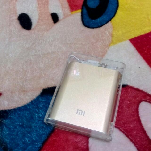 Xiaomi Powerbank 10400 mAh@ 120k