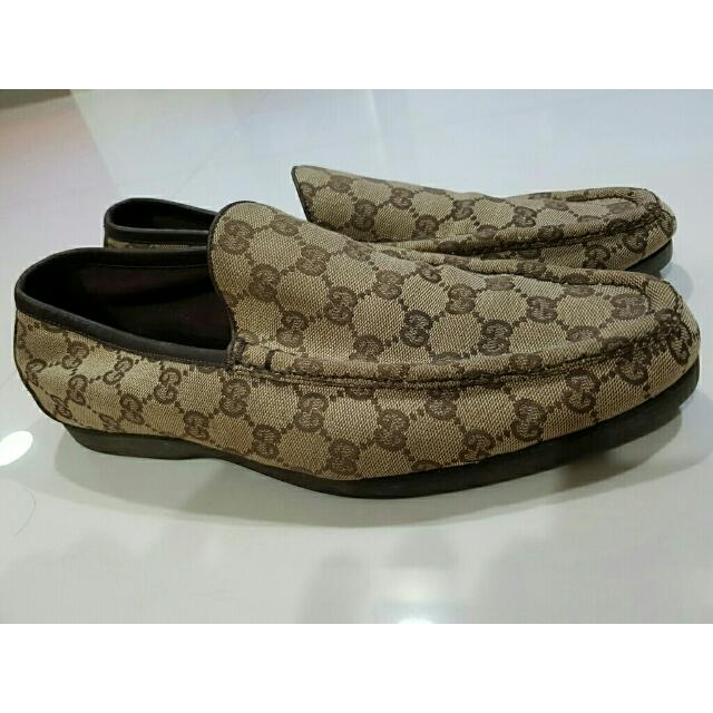 Authentic Gucci Loafers (Used) - Sz 7