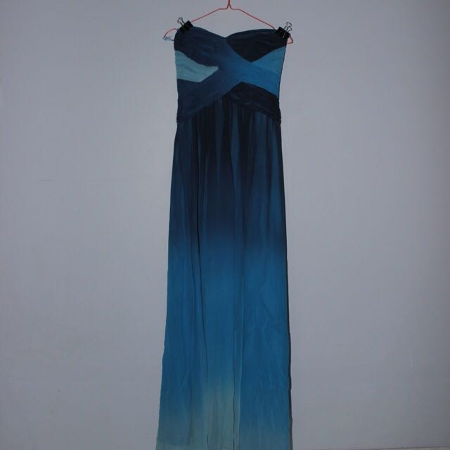 BCBG Maxazria Maxi Dress