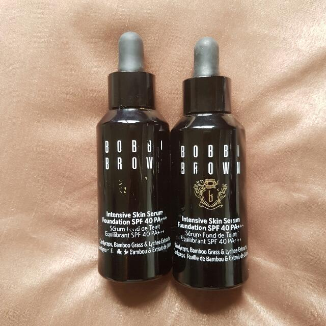 Bobbi Brown Intensive Serum Foundation