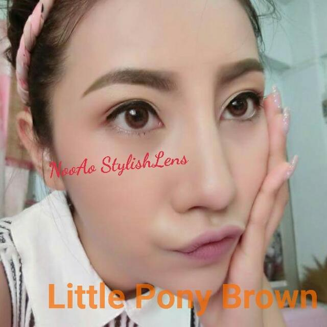 SOLD OUT!! Contact Lens Brand : Pretty Doll Name : Little