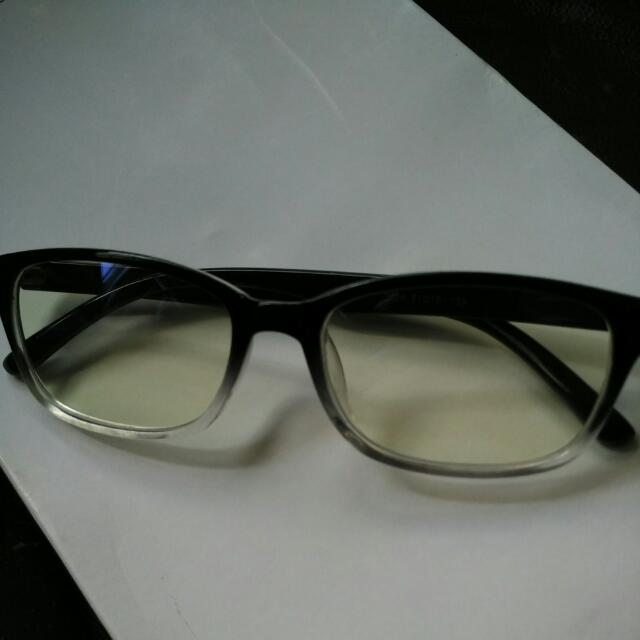 53c10f342d Brand NEW. Authentic Anti-Blue Ray Clear Glasses. Glossy Black ...