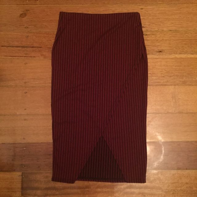 Brand New Miss Guided Pencil Skirt