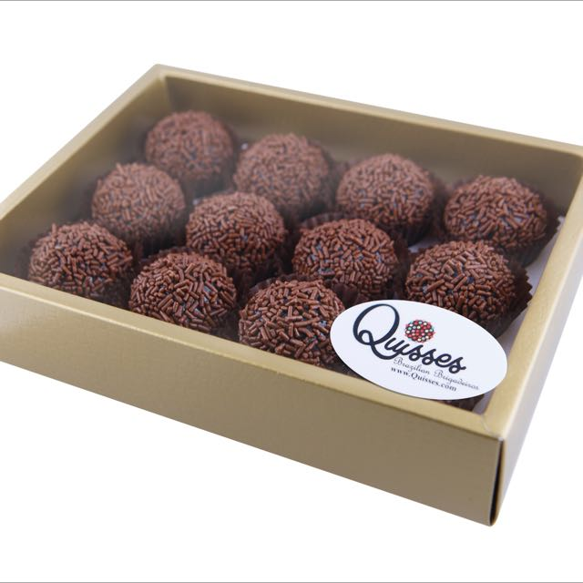 Brigadeiros from Brazil! The Newest Trendy Sweets.