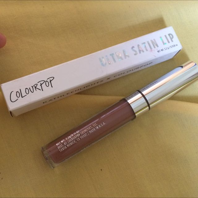 Colourpop Ultra Satin Lips : Point Zero