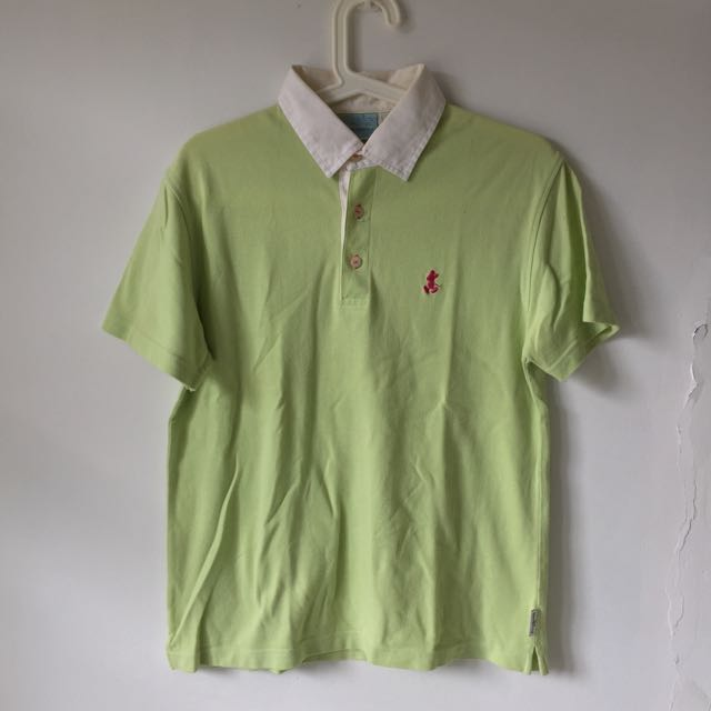 Disney Baby Green Poloshirt